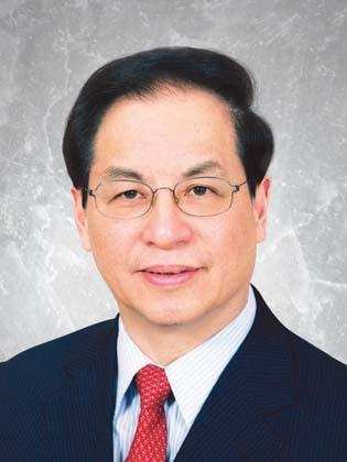 Professor Liu Mingkang