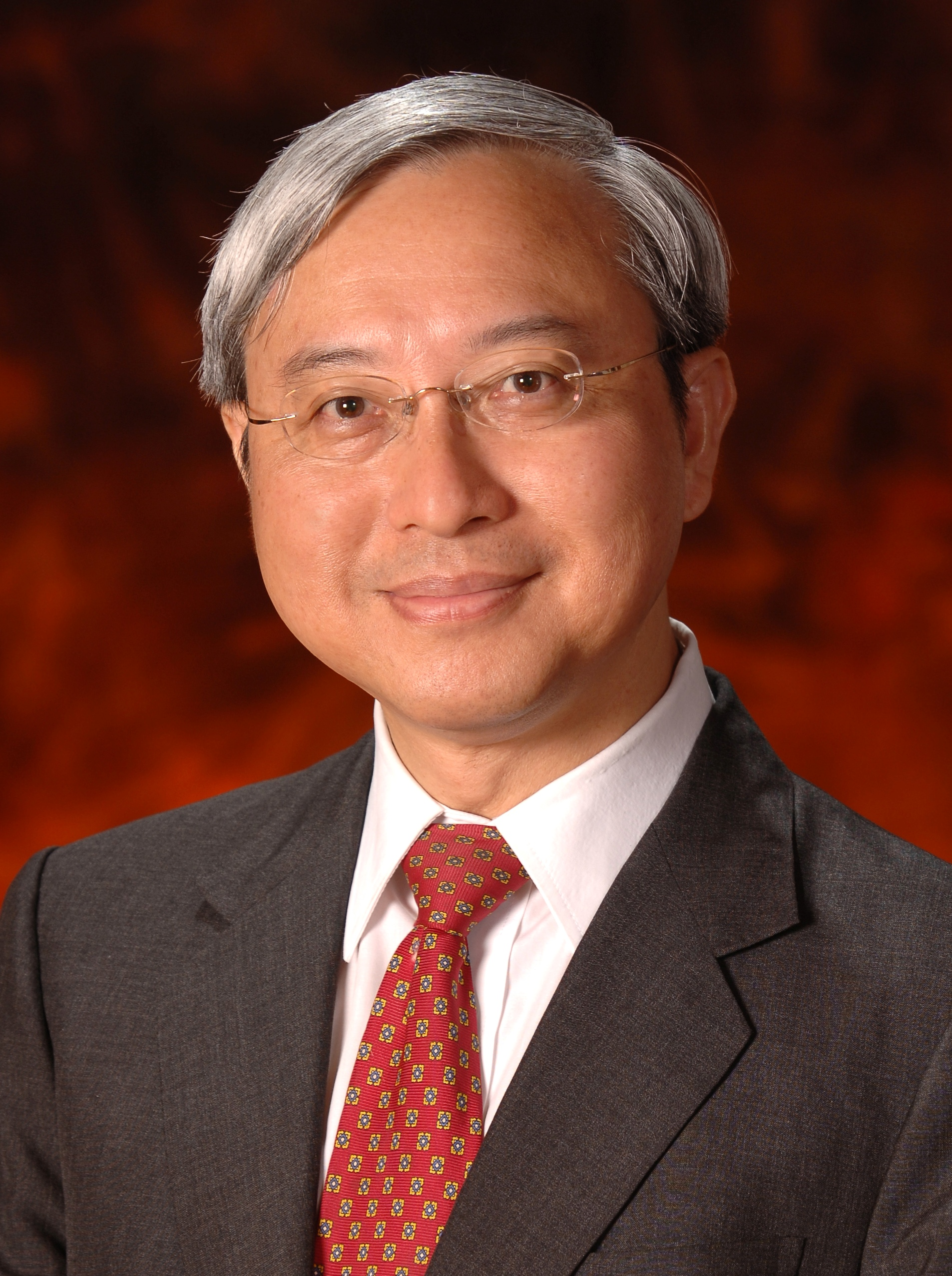 Professor Liu Pak-wai