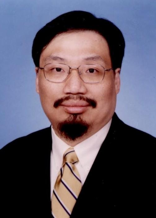 Professor Wong Po-shing